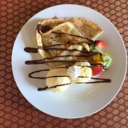 1. Hjemmelavede pandekager